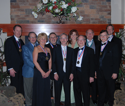 Previous Medical Society Presidents